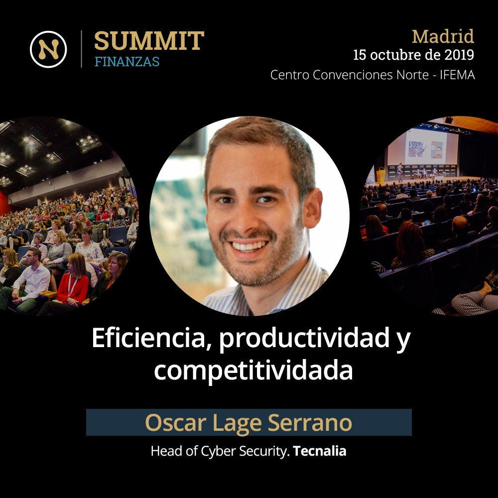 La neurona Summit Oscar Lage